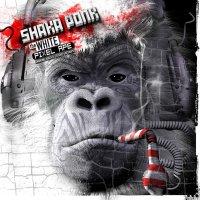 SHAKA PONK - The White Pixel Ape (Smoking Isolate To Keep In Shape) The-white-pixel-ape-originale